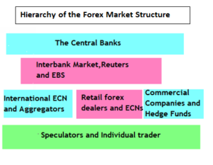 Forex market hierarchy currency exchange foreign trading forex online opt32