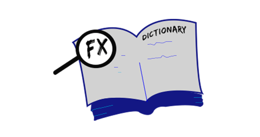 forex dictionary