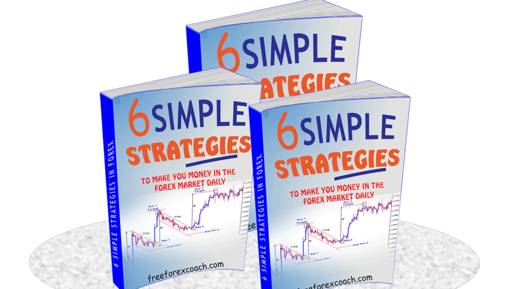 6 strategies to make money in Forex- Pdf Download